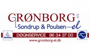 Gronborg-el